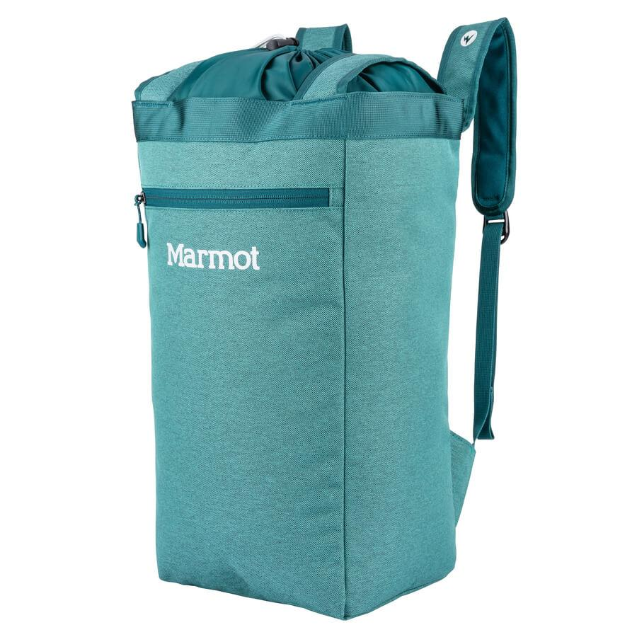 Marmot Urban Hauler Medium - Deep Jungle/Deep Teal
