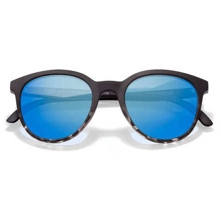 Sunski Sunglasses - Makani Black Aqua