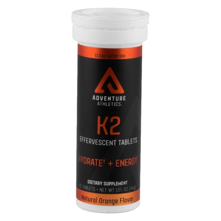 K2 Hydrate + Energy - Orange