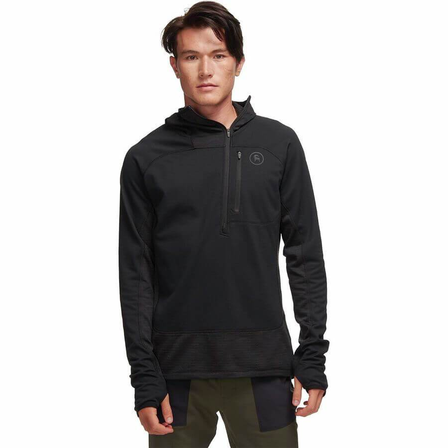 Men's Comp Grid Pullover