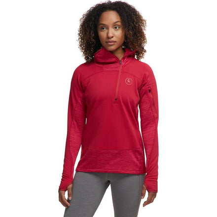 Women's Comp Grid Pullover