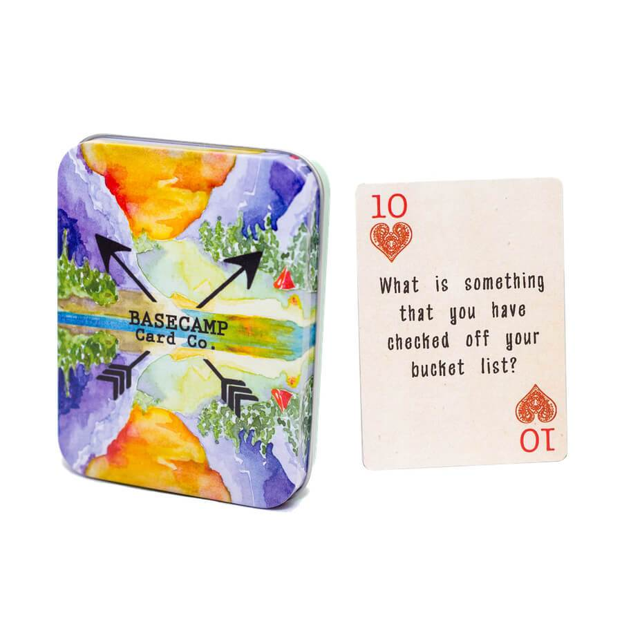 Basecamp Playing Cards