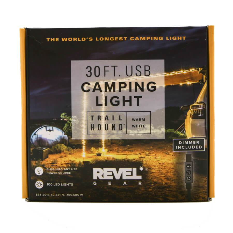 Trail Hound Camping Light - Warm White