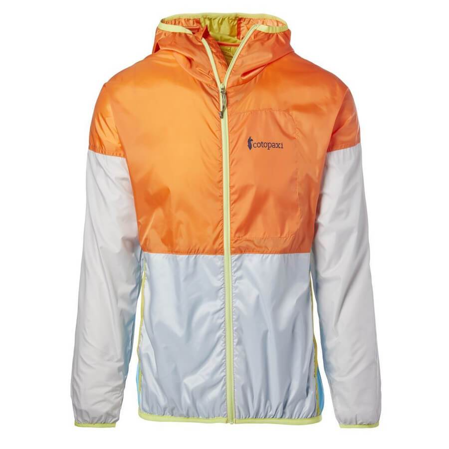 Teca Full-Zip Windbreaker