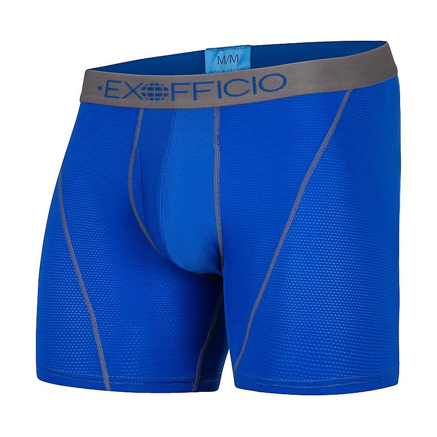"Give-N-Go Sport Mesh 6"" Boxer Brief"
