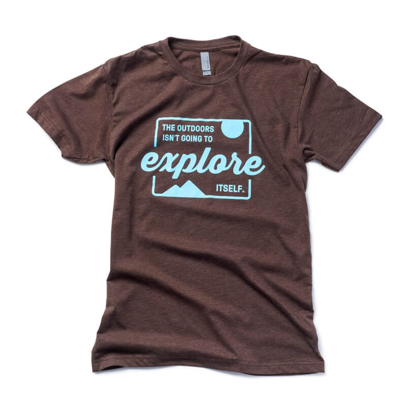 Cairn Explore T-Shirts