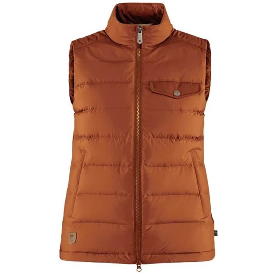 Women's Greenland Down Liner Vest