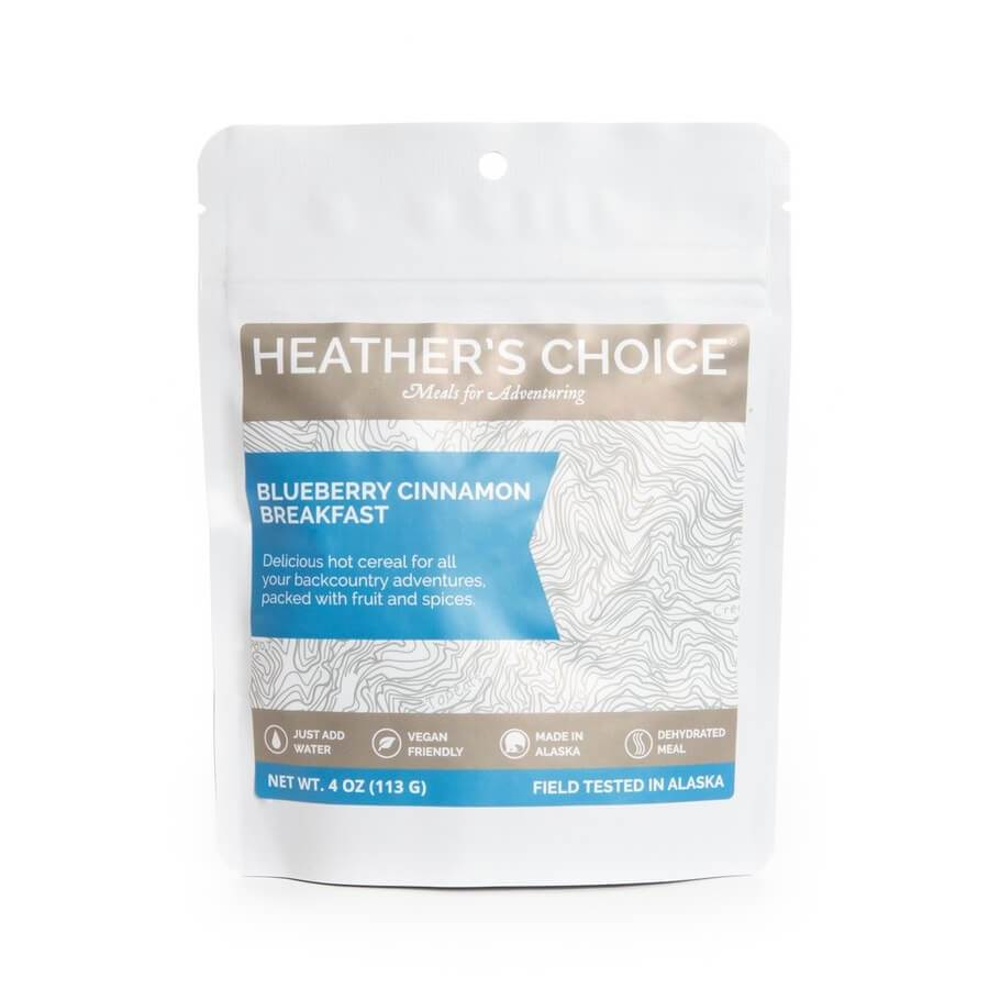 Heather's Choice - Blueberry Cinnamon