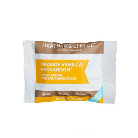 Heather's Choice Orange Vanilla Packaroons