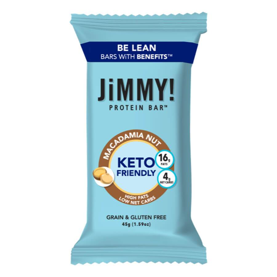 Keto Macadamia Nut Bar