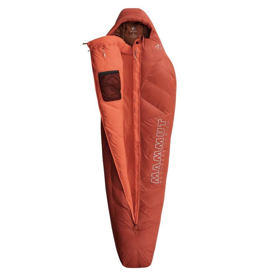 Perform Down Bag -7C - Safety Orange