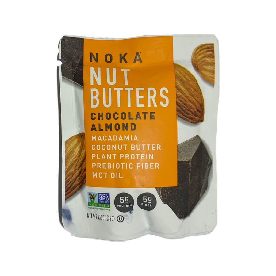 Nut Butters - Chocolate Almond