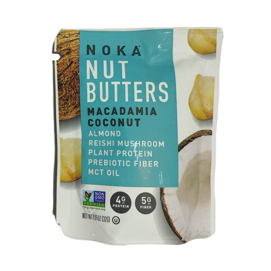 Nut Butters - Macadamia Coconut