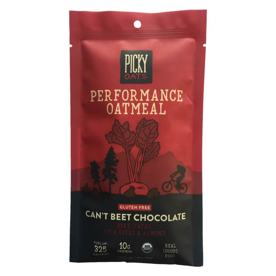 Performance Oatmeal - Can't Beet Chocolate