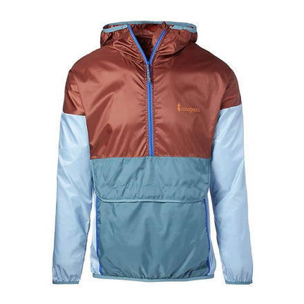 Teca Half-Zip Windbreaker