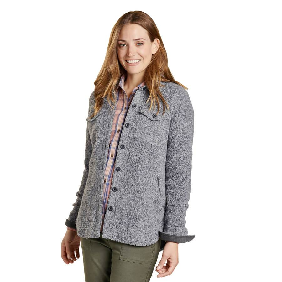 W's Telluride Sherpa Shirtjac