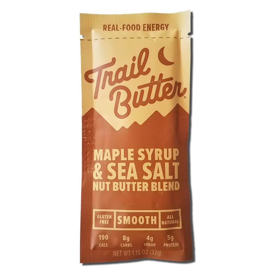 Maple Syrup & Sea Salt Nut Butter Blend Single-Serve Packet