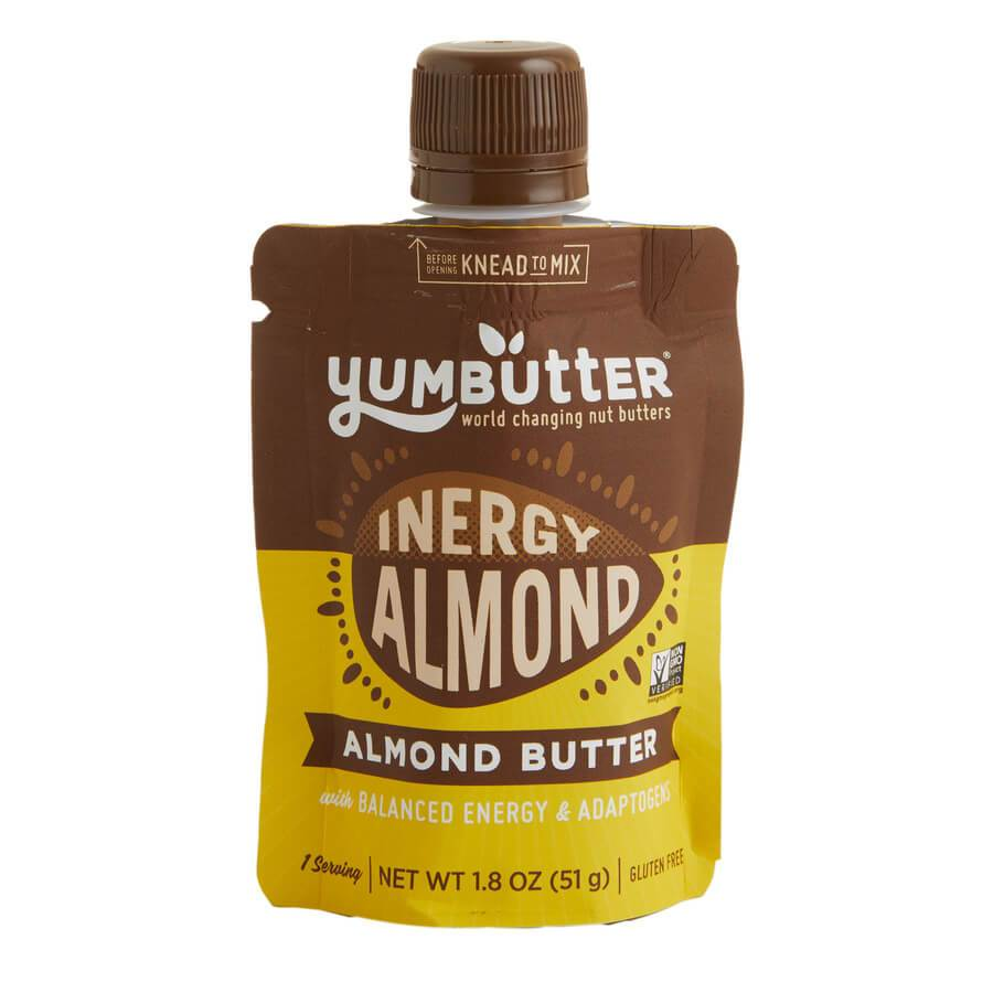 Almond Butter w/ Balanced Energy & Adaptogens