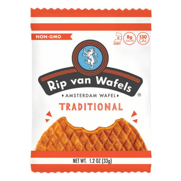 Traditional Wafel
