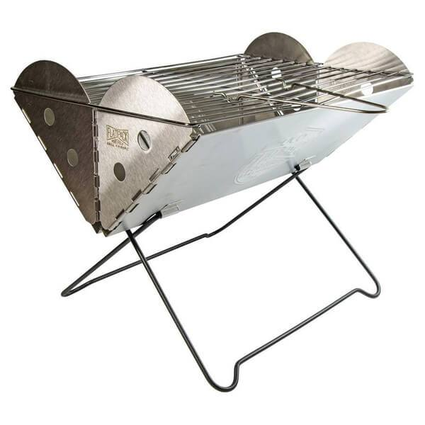 Flatpack Grill and Firepit