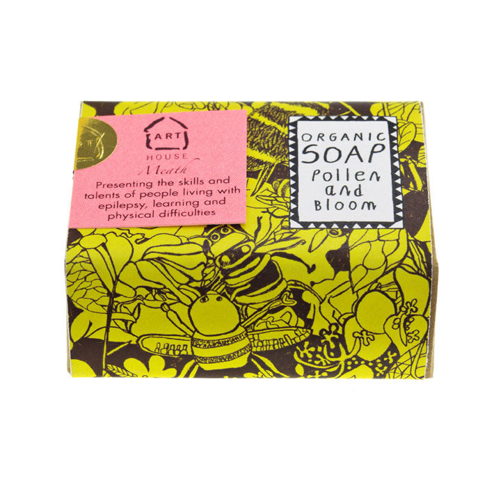 ARTHOUSE Unlimited Organic Pollen and Bloom Soap