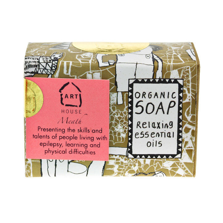ARTHOUSE Unlimited Organic Relaxing Essential Oils Soap