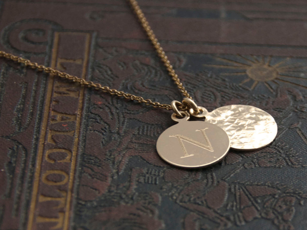 Heritage & Radiance Coin necklace