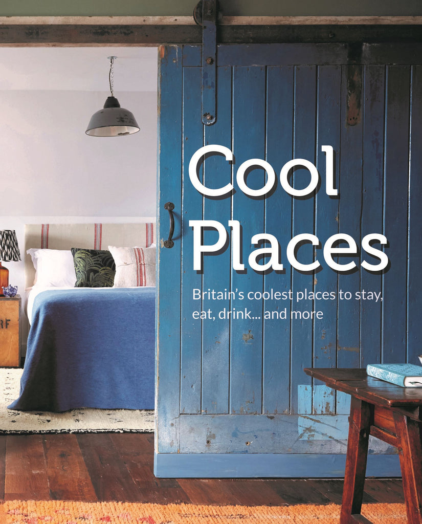 Cool Places Book