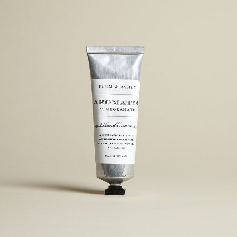 Plum & Ashby, Pomegranate Hand Cream