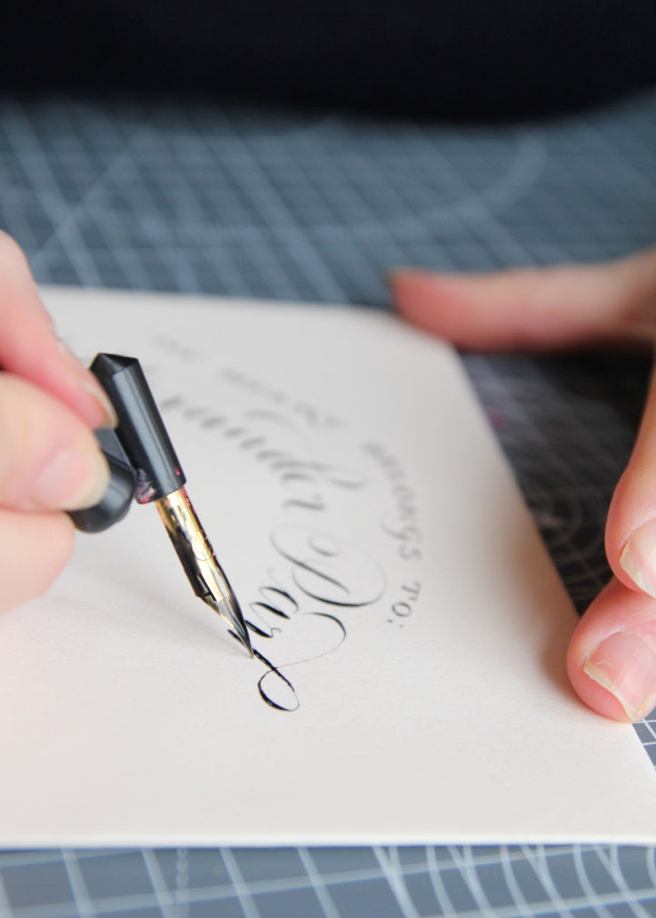 Modern Calligraphy for beginners workshop