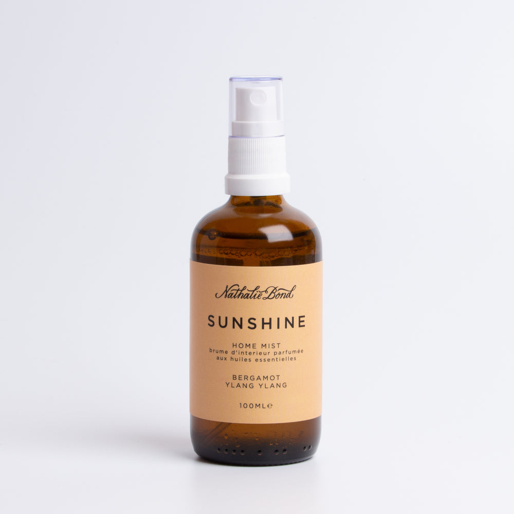 Nathalie Bond Home Mist Sunshine