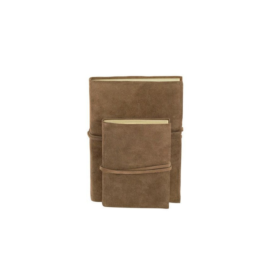 Suede Journal