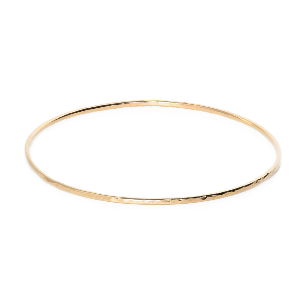 Radiance bangle gold