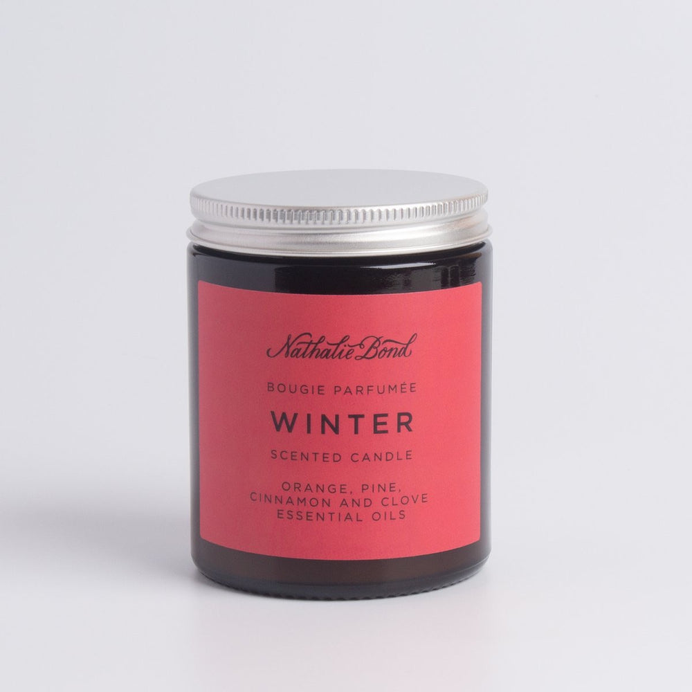 Nathalie Bond Winter Candle