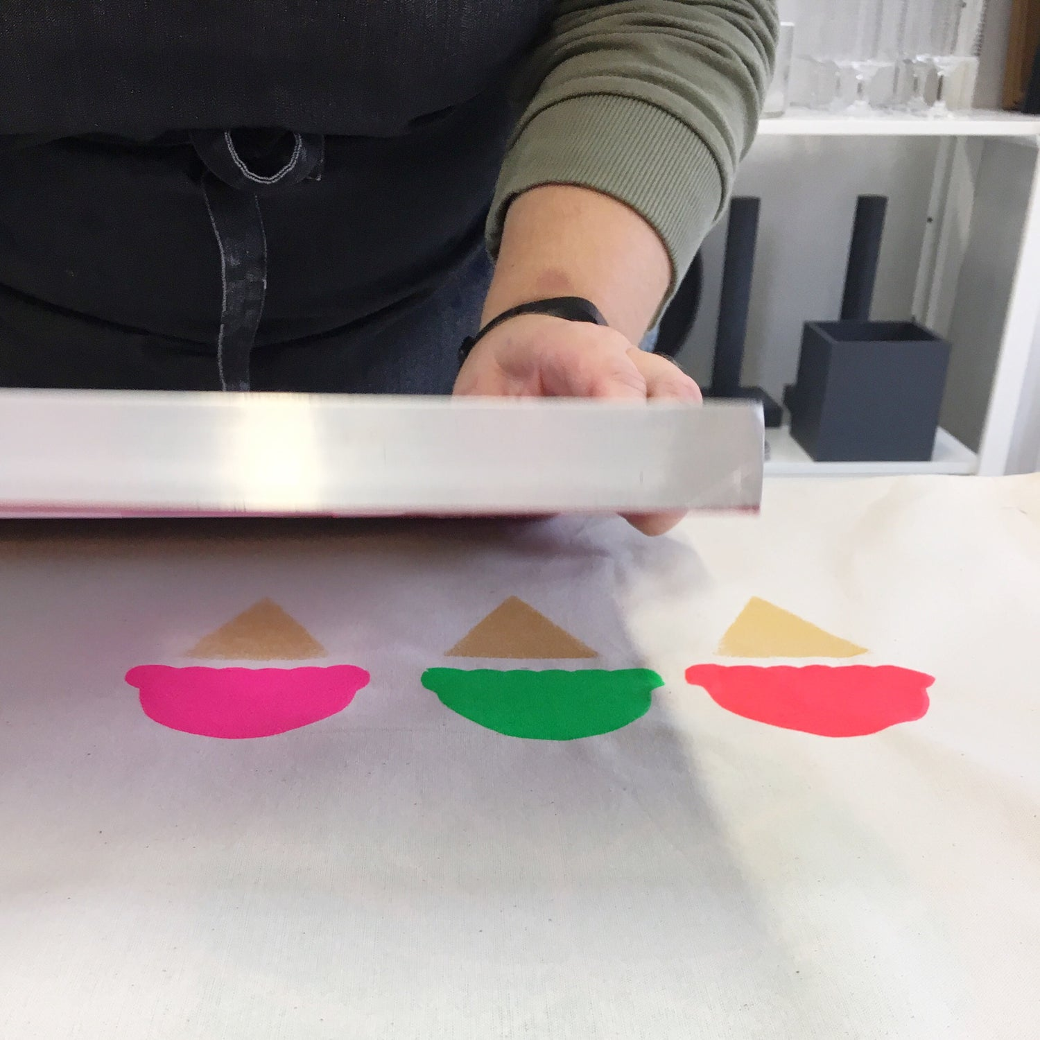 An Introduction to Screen Printing