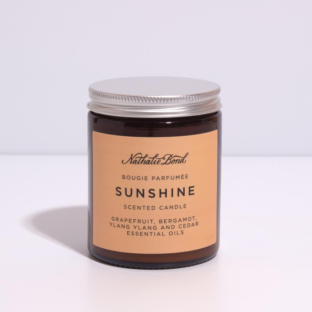 Nathalie Bond Sunshine Candle