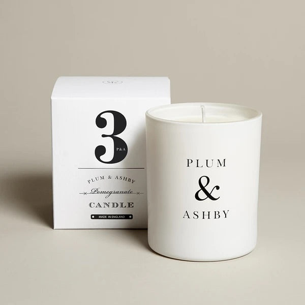 Plum & Ashby Pomegranate Candle