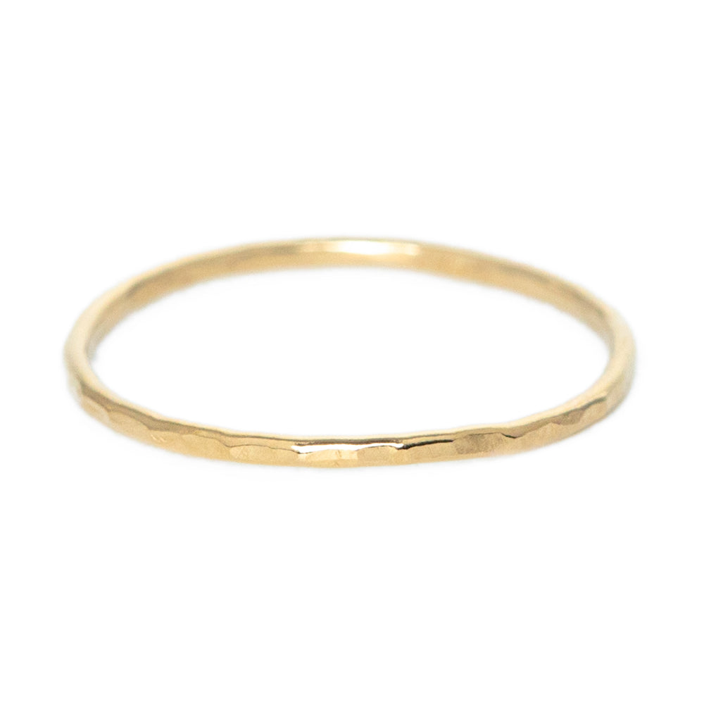 Radiance ring gold