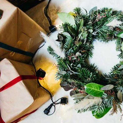 DIY Wreath Kit with The White Emporium