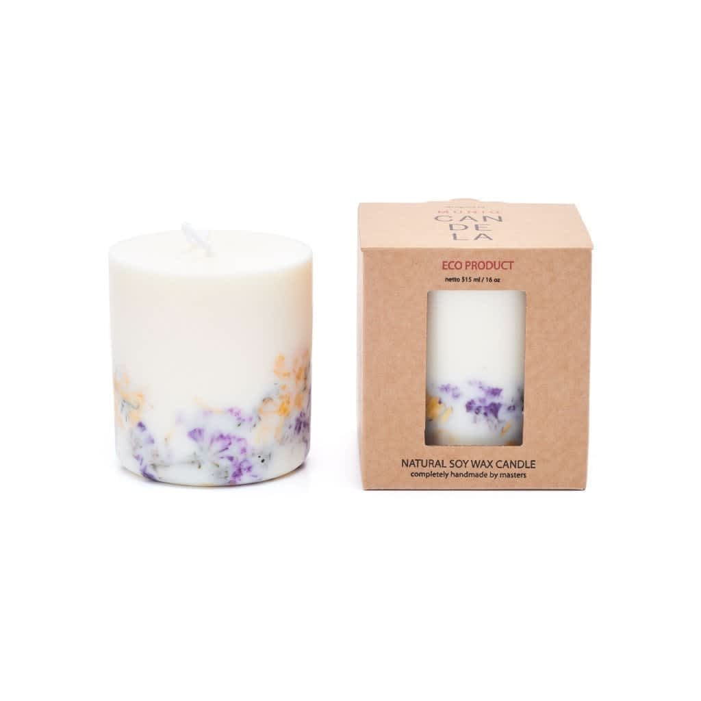 Munio Candela Wildflowers Candle