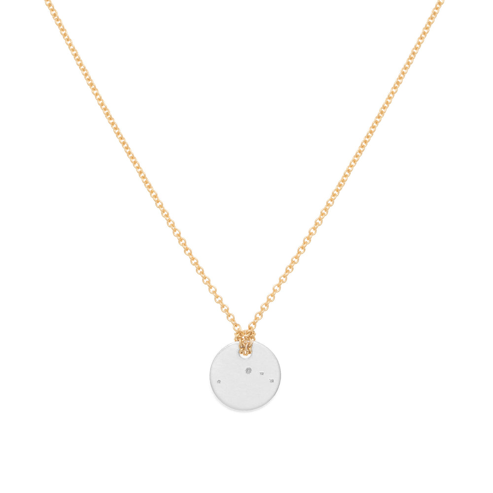 Aries Constellation necklace