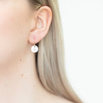 North Star & Moon earrings