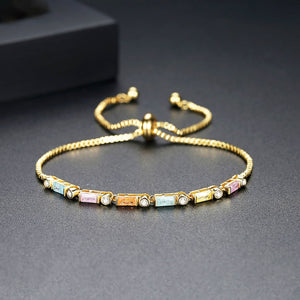 Timeless Dreams Geometric Adjustable Bracelet
