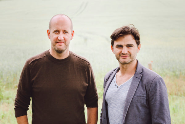 Lenn Kudrjawizki and Sascha Lafeld are the initiators behind climate-neutral now as the initiators of CO2 compensation.
