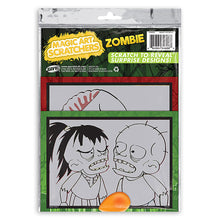 Load image into Gallery viewer, Zombie magic Art Scratchers Bag