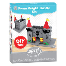 Load image into Gallery viewer, 3D Foam Knight Castle Kit