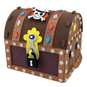 3D Foam Treasure Chest