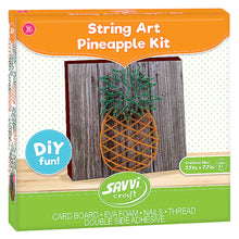 Load image into Gallery viewer, String Art Pineapple Kit