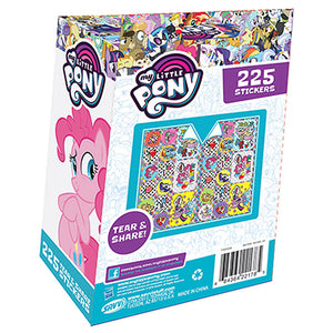 My Little Pony Tear & Share Sticker Activity Box