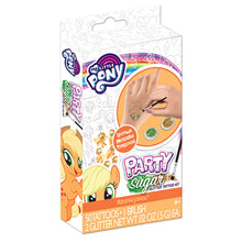 Load image into Gallery viewer, Hasbro My Little Pony Applejack Skin Sugar Mini Stencil & Prism Foil Activity Kit